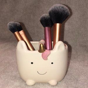 UNICORN makeup brush/pencil holder